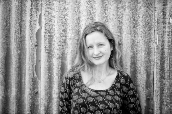 Sarah Painter B&W Author Photo
