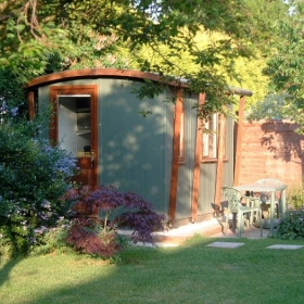 Or, The Malvern Garden Studio. Now, I Need You To Imagine This One With A  Lovely Painted Finish, As It Looks A Little Bit Shed Like In This Picture: