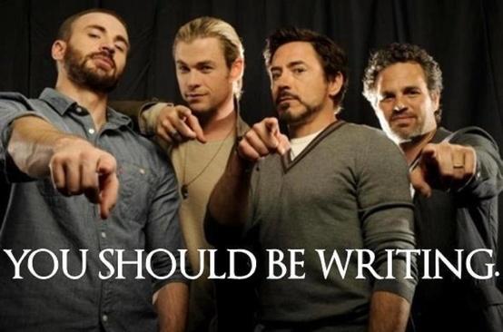 avengerswriting