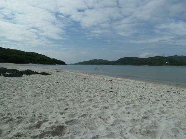 morar sands quiet small version