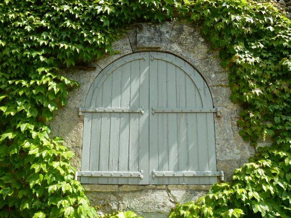 Fairy tale window.