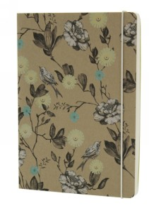 Woodland Trust bird notebook