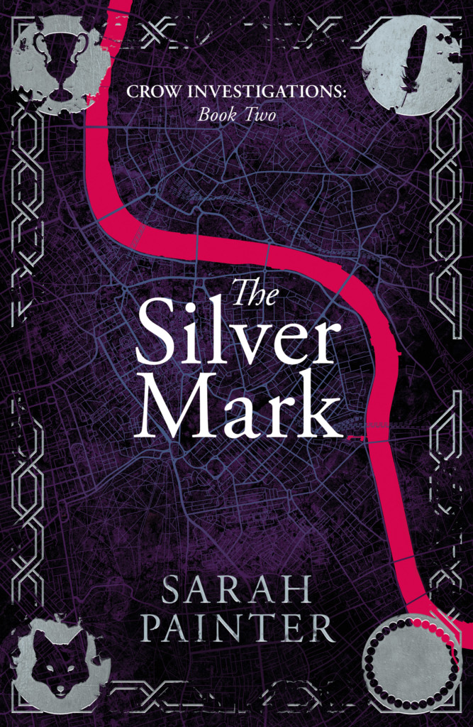 The Silver Mark book cover