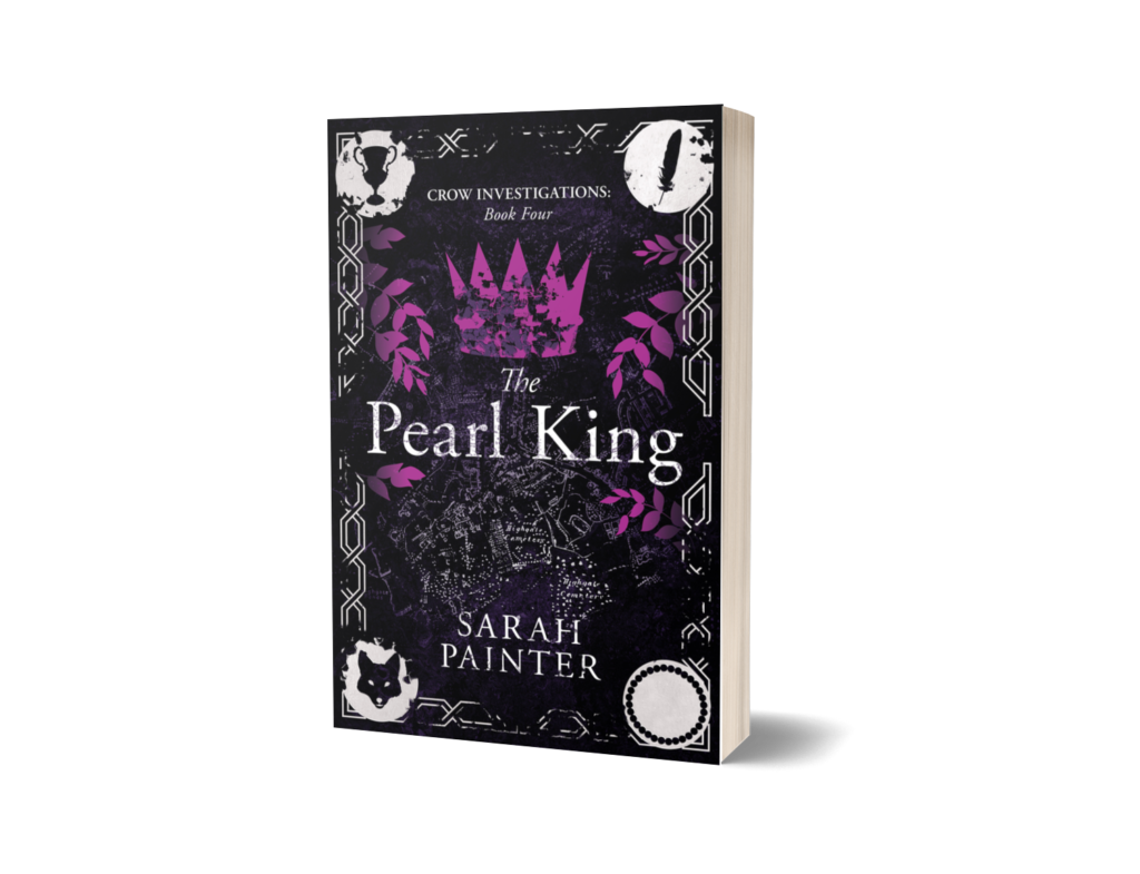 The Pearl King Book Image