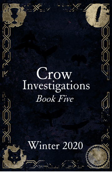 Crow Investigations Book Five