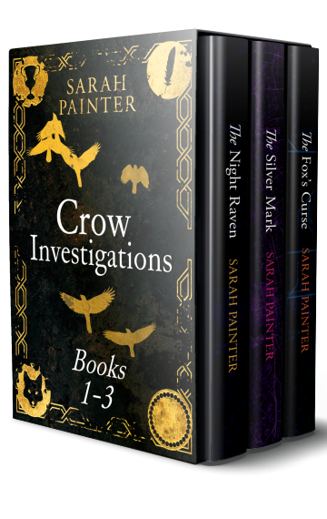 Crow Investigations Books 1-3