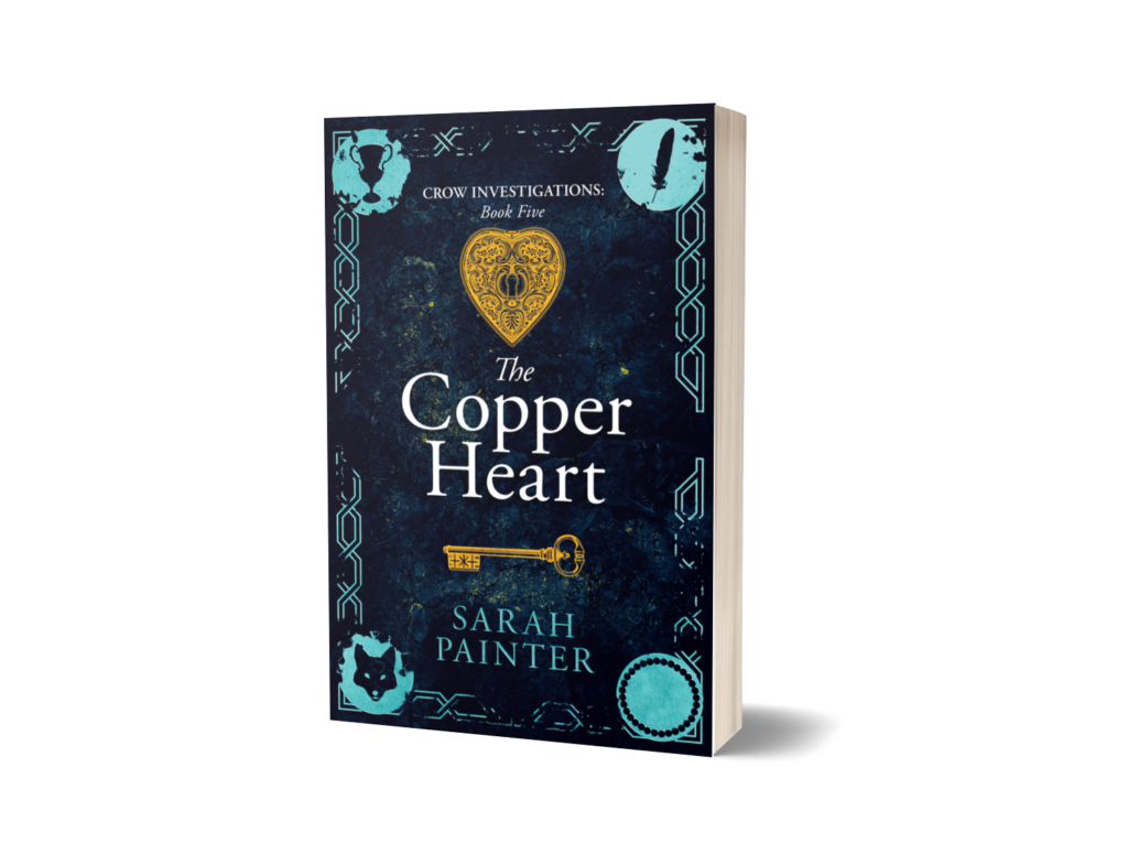 The Copper Heart Book Image